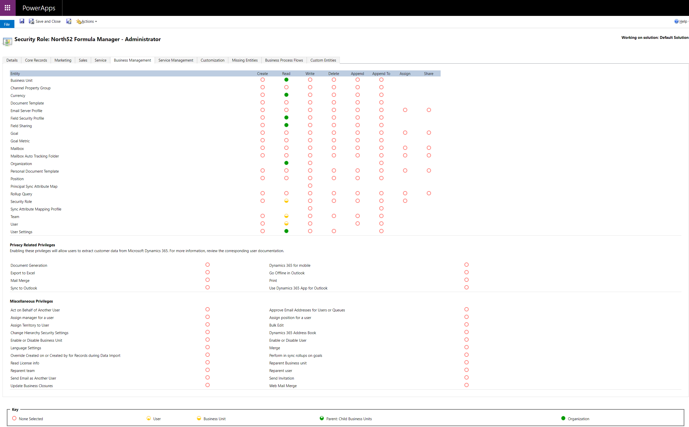 KA-10028-dynamics-crm-365-Troubleshooting-20-All-permissions-for-the